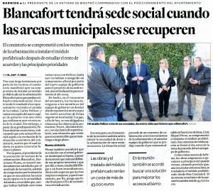 Noticia al Diari de Tarragona