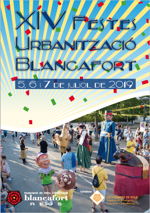 Festes de Blancafort 2019